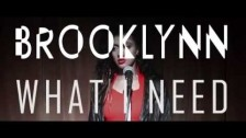 Brooklynn 'What I Need' music video