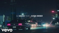 DJ Snake 'Let Me Love You' music video