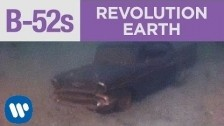 The B-52's 'Revolution Earth' music video