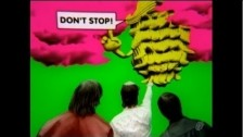 The Rolling Stones 'Don't Stop' music video