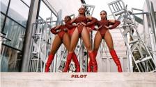 Dawn Richard 'Pilot (a lude)' music video
