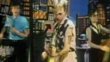 Stray Cats 'Stray Cat Strut' music video