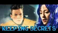 Tyler Ward 'Keeping Secrets' music video