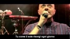 Max Pezzali 'Tu come il sole (risorgi ogni giorno)' music video