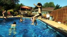 Free Energy 'Girls Want Rock' music video