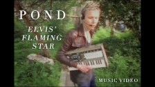 Pond 'Elvis' Flaming Star' music video