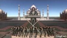 Midnight Juggernauts 'Freefalling' music video