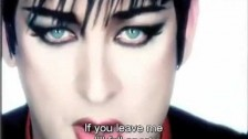 Culture Club 'Your Kisses Are Charity' music video