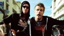 3OH!3 'Touchin' On My' music video