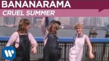 Bananarama 'Cruel Summer' music video
