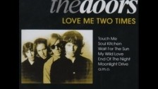 The Doors 'Love Me Two Times' music video