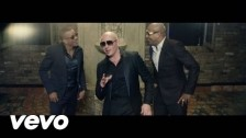 Pitbull 'Piensas' music video
