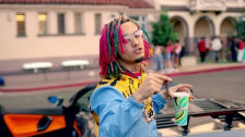 Lil Pump 'Gucci Gang' music video