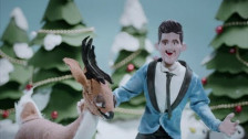 Michael Bublé 'White Christmas' music video