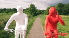 Tom Rosenthal 'Bicycle Lane' music video
