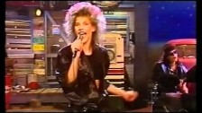 C.C. Catch 'I Can Lose My Heart Tonight' music video