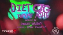 Diet Cig 'Tummy Ache' music video