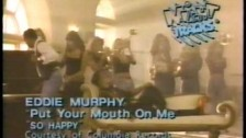 Eddie Murphy 'Put Your Mouth On Me' music video