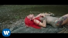 Lights 'Skydiving' music video