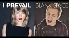 I Prevail 'Blank Space' music video