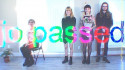 Jo Passed 'Glass' music video