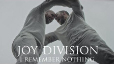 Joy Division 'I Remember Nothing' music video