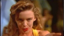 Kylie Minogue 'Hand On Your Heart' music video