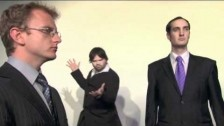 The Axis of Awesome 'Lazyeye (007)' music video