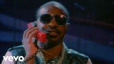 Stevie Wonder 'I Just Called To Say I Love You' music video