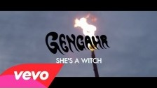 Gengahr 'She's A Witch' music video