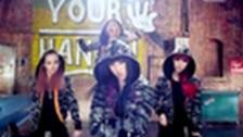 2NE1 'Clap Your Hands' music video