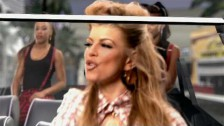 Fergie 'Clumsy' music video