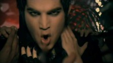 Adam Lambert 'For Your Entertainment' music video
