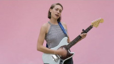 Anna Burch 'Tea-Soaked Letter' music video