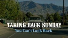 Taking Back Sunday 'You Can't Look Back' music video