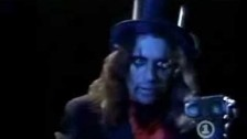 Alice Cooper 'Welcome to My Nightmare' music video