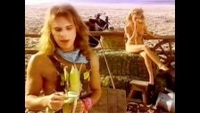 David Lee Roth 'California Girls' music video