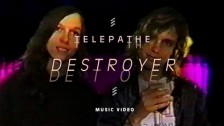 Telepathe 'Destroyer' music video