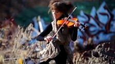 Lindsey Stirling 'Electric Daisy Violin' music video