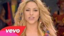 Shakira 'Waka Waka (Esto Es Africa)' music video