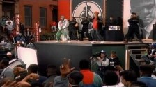 Public Enemy 'Fight the Power' music video