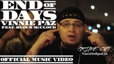 Vinnie Paz 'End of Days' music video