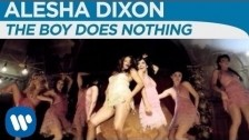 Alesha Dixon 'The Boy Does Nothing' music video