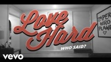 Splurgeboys 'Love Hard / Who Said' music video