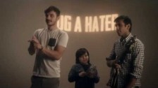 Watsky 'Give a Hater a Hug' music video