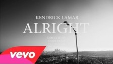Kendrick Lamar 'Alright' music video