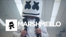 Marshmello 'Alone' music video