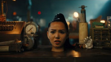 Bella Poarch 'Build a B*tch' music video