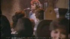 John Parr 'St. Elmo's Fire (Man in Motion)' music video