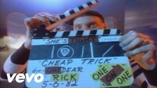 Cheap Trick 'She's Tight' music video